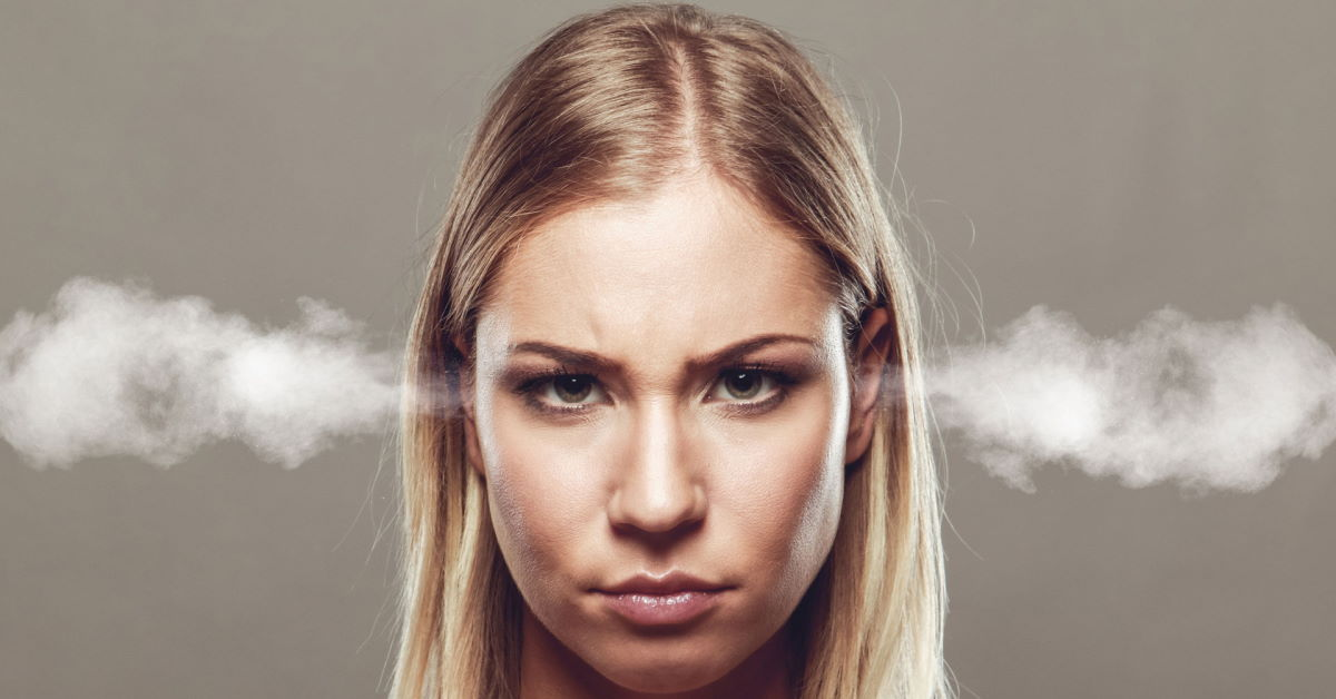 Anger: Eating You Up From the Inside Out?